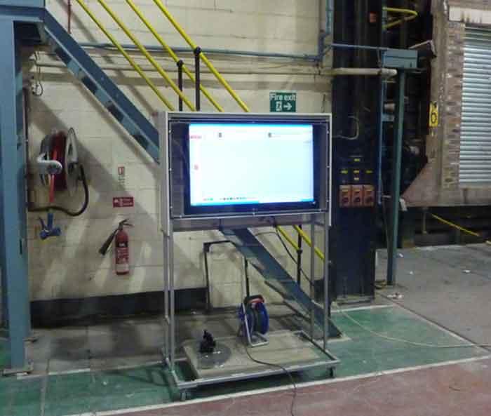LondonFire Shutter Testing Process