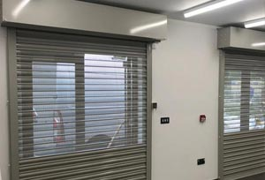 London Office Roller Shutters