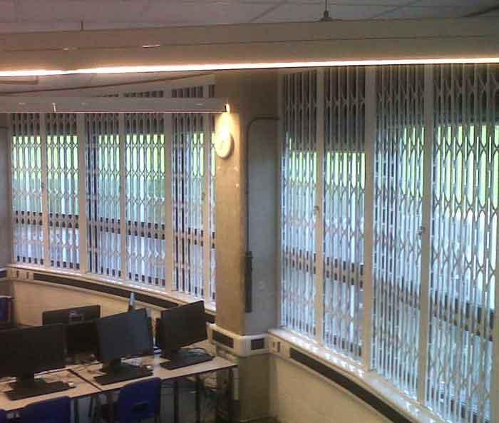Commercial Retractable Gates London