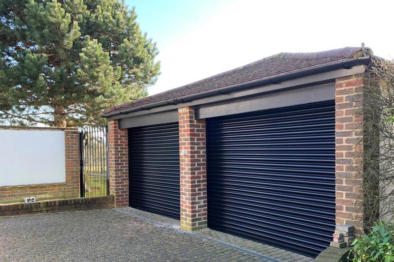 London Powder Coated Domestic Roller Shutter