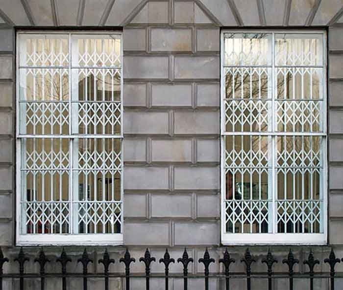 Window Retractable Gates London